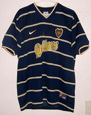 NWT CABJ Boca Juniors Nike Mercosur Juan Roman Riquelme 1997 Soccer Jersey