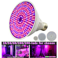 E27 Led Plant Grow Light Bulb hydro flower greenhouse Indoor full spectrum Lamp