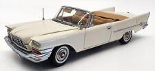 Danbury Mint 1/24 Scale Model Car 195-047 - 1957 Chrysler 300C Conv - White
