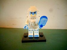 Lego Minifigures Series 11 Yeti & Cooler Popsicle Abominable Snowman
