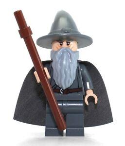NEW LEGO GANDALF MINIFIG 71200 minifigure figure dimensions lotr hobbit wizard