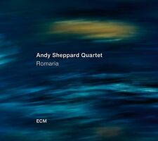 Andy Sheppard Quartet - Romaria (NEW CD ALBUM)