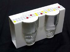 Slim Jim Acrylic Tumblers Set Of 2 - Break Resistant & Stackable