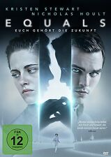 Equals-Euch gehört die Zukunft DVD - Kristen Stewart-Elektrisch Explosiv