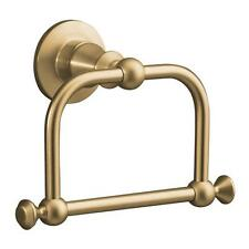 KOHLER K-208-BV Antique Towel Ring in Vibrant Brushed Bronze