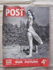 PICTURE POST - 25 NOV 1944 - THE GUN DOG SCHOOL