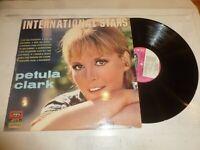 PETULA CLARK - International Stars - French 12-track vinyl LP