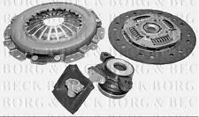 HKT1160 BORG & BECK CLUTCH 3in1 CSC KIT fits Renault Scenic RX4 1.9TD 00-
