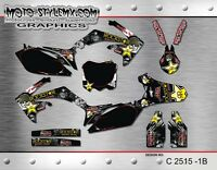 Honda CRf 250R 2010 up to 2013 graphics decals sticker kit Moto StyleMX