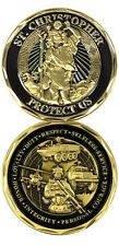 St. Christopher Infantry Challenge Coin