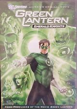 Green Lantern Emerald Knights (DVD) DC Universe Animated Movie Brand New Sealed