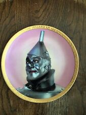 Tin Man from the Portraits from Oz Plate Collection The Hamilton Collection