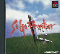 SaGa Frontier 2  PS1 Playstation 1 Japan Import   Good/N.Mint     US SELLER