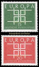 EBS Germany 1963 Europa CEPT Michel 406-407 MNH**