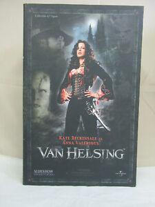 "Sideshow Van Helsing 12""  Figure Kate Beckinsale as Anna Valerious NRFB"
