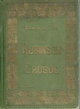 Las aventuras de Robinson Crusoe - Daniel Defoe