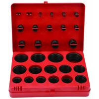 382 Piece O-ring Assortment SAE 30 Most Popular Sizes