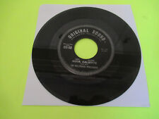 "THE HOLLYWOOD PERSUADERS DRUM A GO GO / AUGA CALIENTE 7"" 45 FRANK ZAPPA"