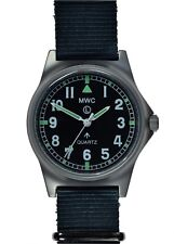MWC 50m / 166ft Water Resistant British N.A.T.O Pattern Military Watch and Strap