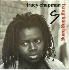 /45 TOURS 2 TITRES /TRACY   CHAPMAN   BANG  BANG  BANG    A4 ..