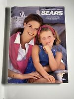 1993 Vintage SEARS Spring Summer Annual 286 The Last Final Edition Full Catalog