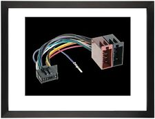 ISO adaptador para Pioneer deh-3300ub deh-4300ub deh-6300sd deh-7300bt deh-8300sd