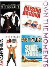 Moonstruck/Raising Arizona/Say Anything/The Sure Thing (DVD, 2014, 4-Disc Set)