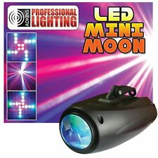 LED MiniMoon - Moonflower Effect RGBW LEDs - Built-in patterns of color changing