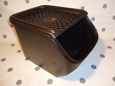 Tupperware Modular Mates Onion & Garlic Mate Veg Out Small Keeper Black New