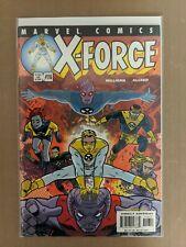 X-FORCE #116 KEY BOOK 1ST DOOP - STATIX MARVEL COMICS VF/NM
