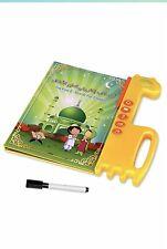 Muslim Kid English Arabic Alphabet and Quran Learning Machine Gift Child Baby 3+