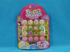 Squinkies Series 7 Bubble Pack 16pcs Soft & Squishy Pets, Friends, Ponies 2010
