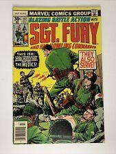 Sgt. Fury and His Howling Commandos #141. (Marvel Comics)