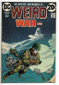 Weird War Tales #14 DC Comics 1973 VG