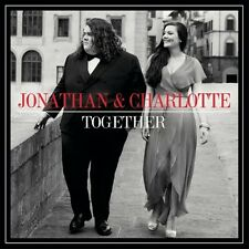 JONATHAN AND CHARLOTTE - TOGETHER  CD  10 TRACKS INTERNATIONAL POP  NEW+