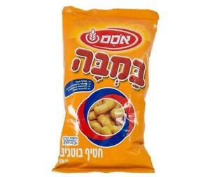 2*Bamba Osem ,Peanut Butter Snack Puffs All Natural, Original Taste kosher 80gr