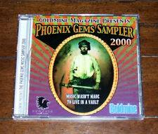 CD: Goldmine Magazine Presents: The Phoenix Gems Music Sampler 2000 Tubes Spirit