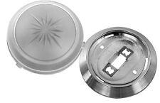 Replacement Dome Light Set - Lens & Base - Camaro, Nova, Impala Chevelle