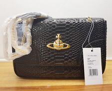Genuine Vivienne Westwood Accessories Frilly Snake Shoulder Bag