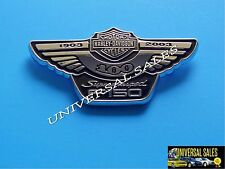 HARLEY DAVIDSON FORD F150 SUPERCHARGED TAILGATE ANNIVERSARY EMBLEM 2003 BRAN NEW