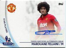 Topps Premier Gold Football 13/14 Autograph SP-MF Marouane Fellaini