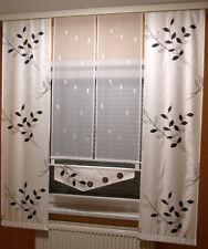 Gardine, Schiebevorhang,Flächenvorhang,Schiebegardine, Küchengardine,