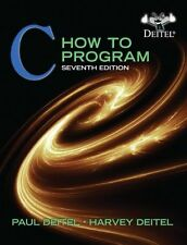 C: How to Program [6th Edition]