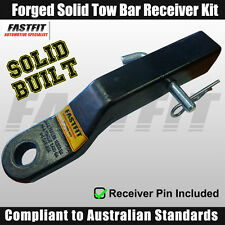 """FastFit Heavy Duty 360mm 2"""" Drop Forged Tow Bar Receiver / Tow Ball Mount Tongue"""
