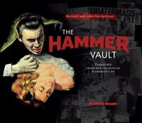 The Hammer Vault: Treasures From the Archive of Hammer Films [New Book] Hardco