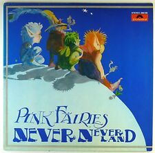 "12"" LP - Pink Fairies - Never Neverland - A3835 - RAR - washed & cleaned"