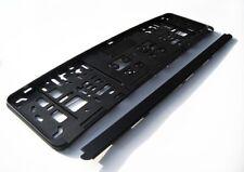 Für Mercedes KURZ 460mm Universal Nummernschildhalter Kennzeichen Halter Träger
