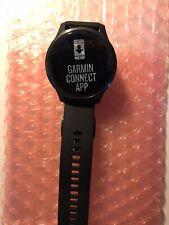 Garmin Venu Sportswatch, Black/Slate, 010-N2173-11 (Factory Refurbished)