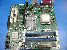 INTEL SOCKET 775  MOTHERBOARD DQ965GF, D41676-604 WITH CPU