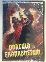 Dracula vs. Frankenstein (DVD, 2013)(NEW) Lon Chaney